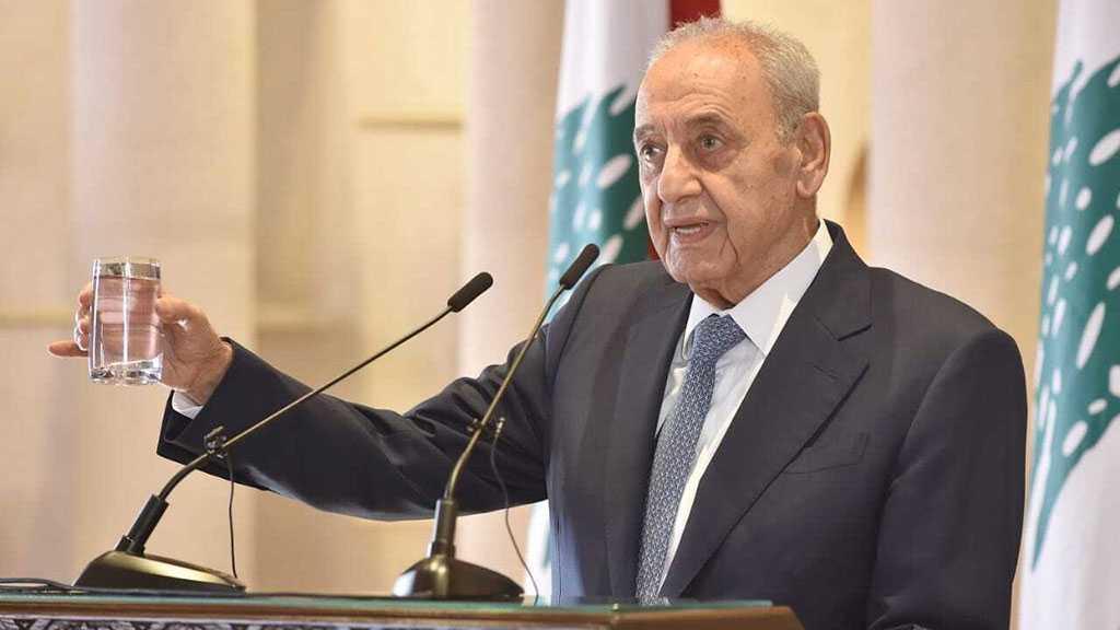 Lebanon's Parl't Speaker Berri: Path to New Lebanese Cabinet Totally Blocked