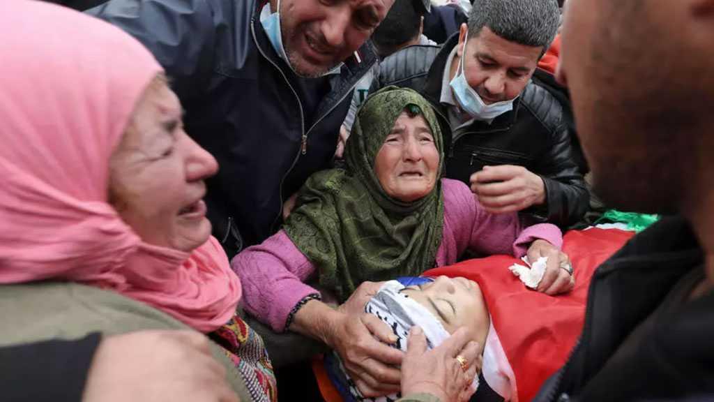 UN Labels 'Israeli' Killing of Palestinian Child As 'Grave Violation of International Law'