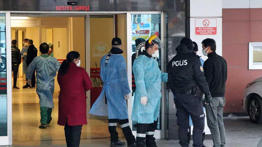 Fire Kills 8 COVID-19 Patients at ICU In Turkish Hospital