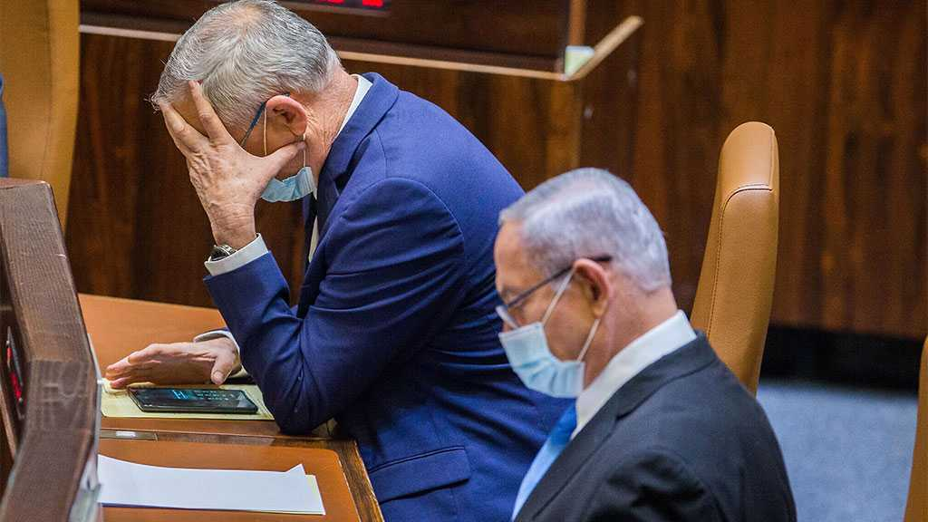 Likud, Blue and White Agree To Suspend 'Israeli' Parliament Dissolution