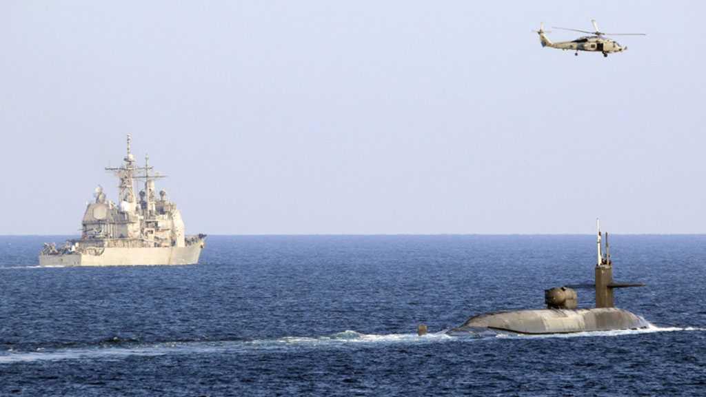 US Nuclear Submarine Sails into Gulf, 'Israel' Sends Own Sub through Suez Canal