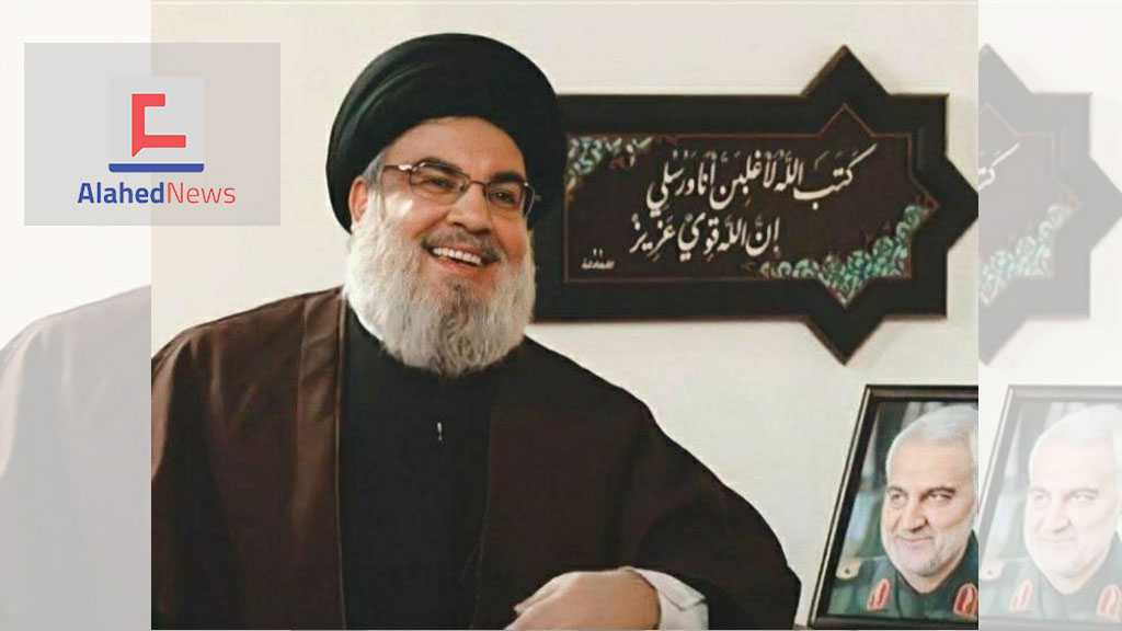 Sayyed Nasrallah Vows Punishment for Every Crime: Hezbollah's Guided Missiles More than Doubled