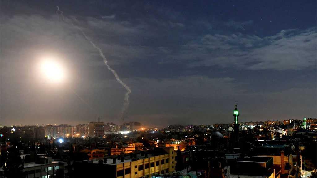 Syrian Air Defenses Thwart 'Israeli' Aggression on Damascus