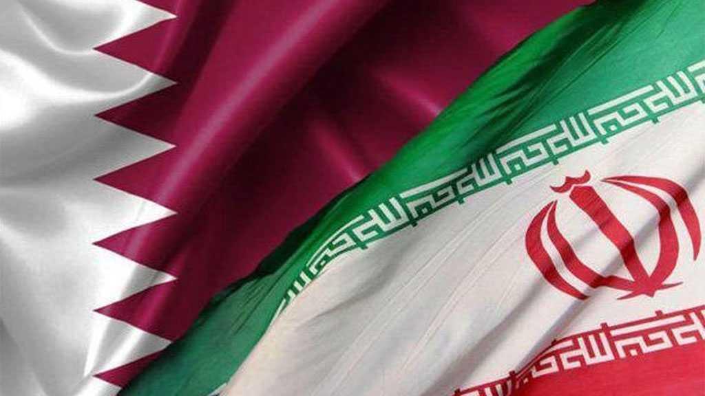 Iran, Qatar Foreign Ministers Discuss Regional Developments