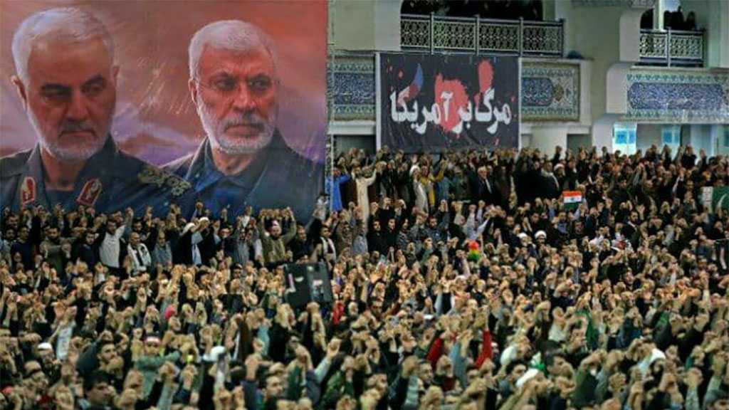 Soleimani A 'National Hero, Source of Pride for All Muslims' – Rouhani