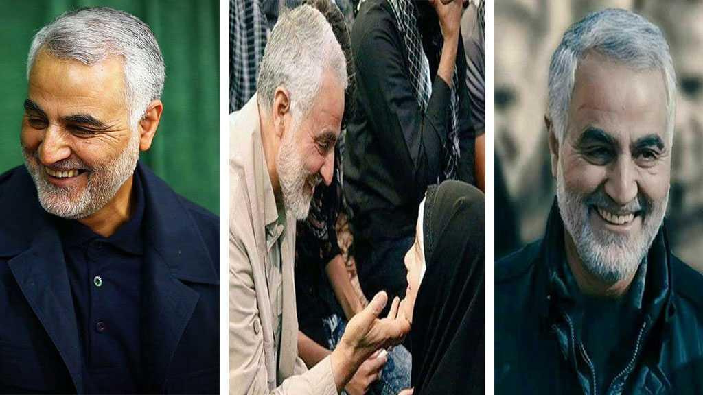 Zeinab Qassem Soleimani Describes Her Father: The 'Conqueror of Hearts'