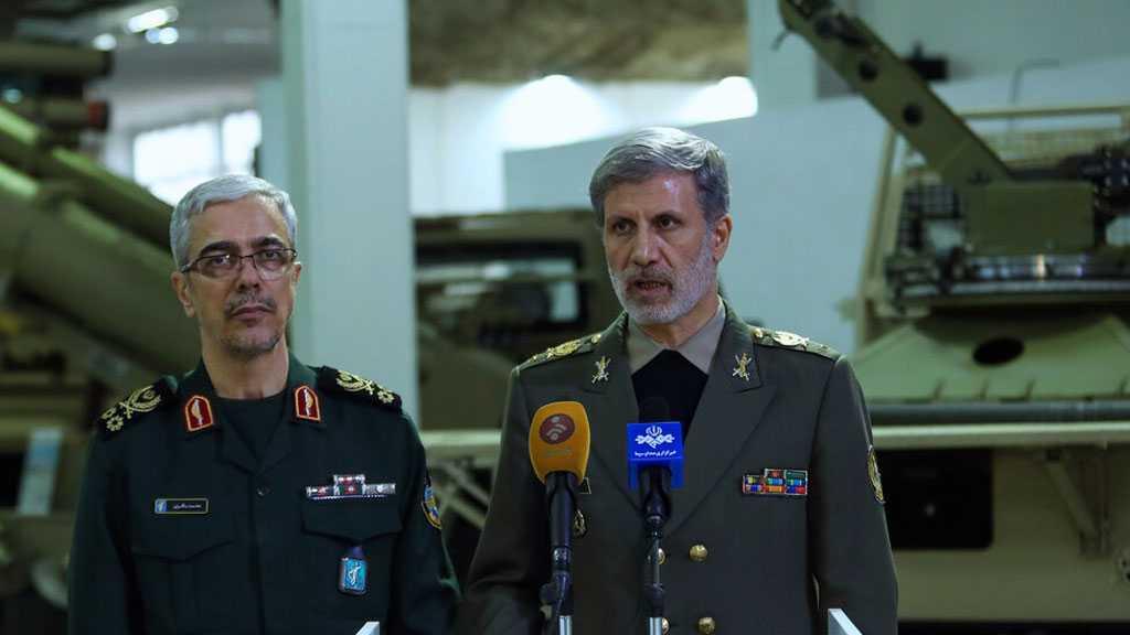 Iran's Defense Ministry Opens Electronics, Telecommunication Equipment Factory