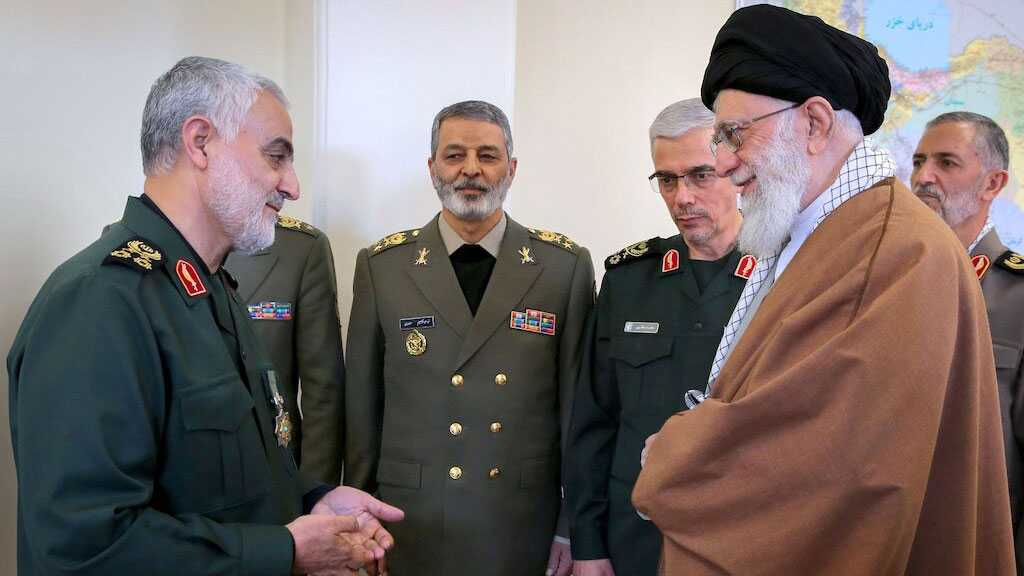 General Soleimani's Outstanding Features in Imam Khamenei's Words
