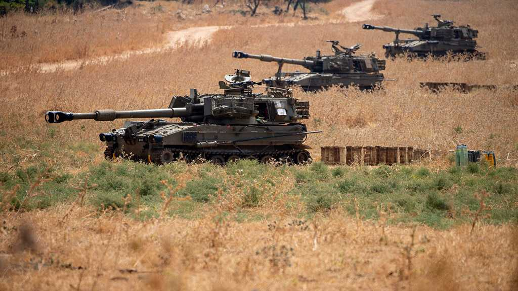 """Israel"" Anxious about Major Flare-Up with Hezbollah, IOF on High Alert"