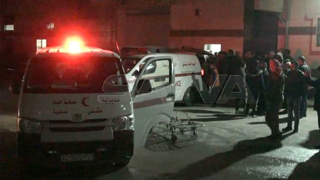 Nine Civilians Martyred In Terrorist Attack against Fuel Tankers, Buses in Syria
