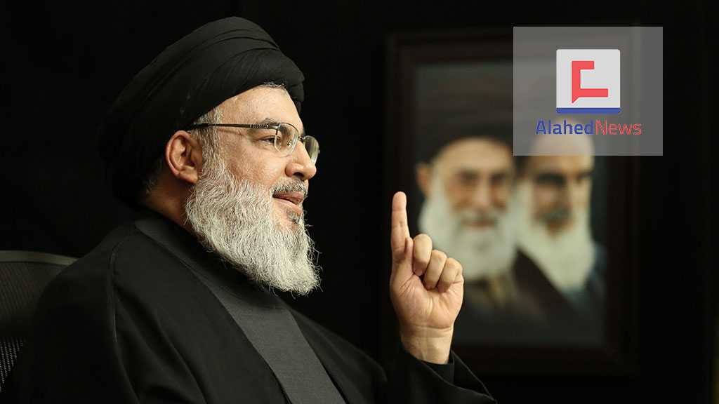 Sayyed Nasrallah: When You Kill Our Leaders We Become More Determined, Firm And Unswerving To The Right