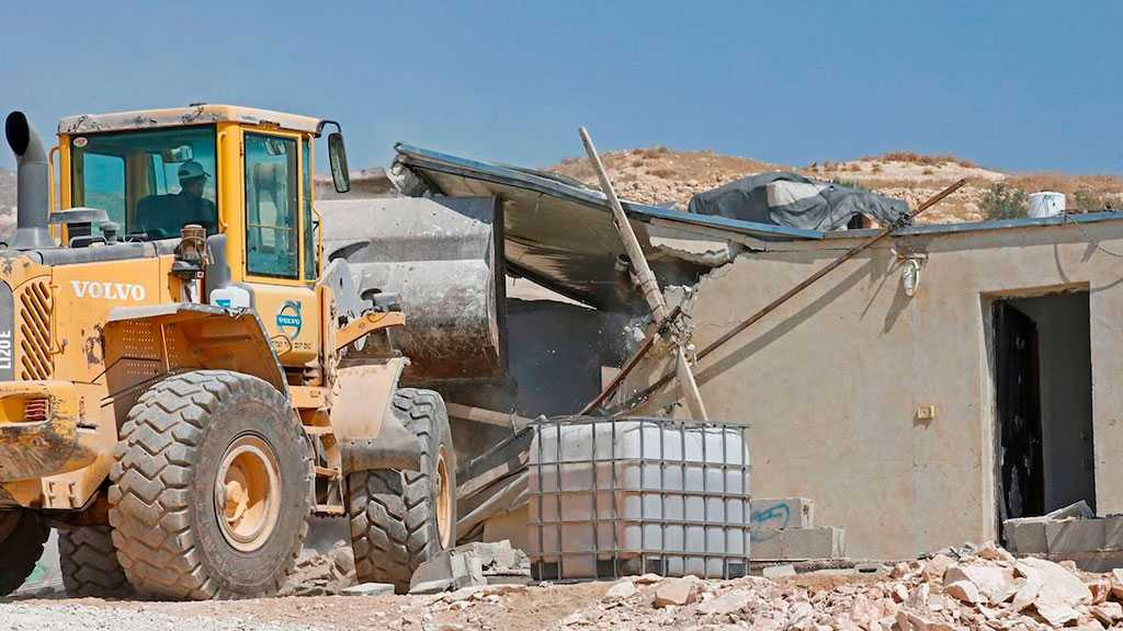 """Israel"" Demolished 729 Palestinian Homes, Structures in 2020"