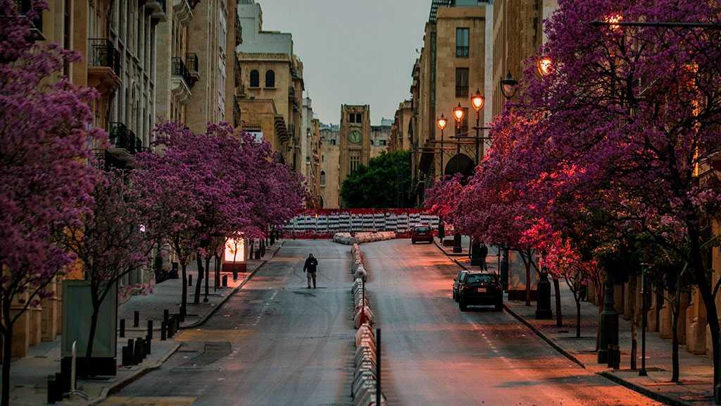 Lebanon to Go Under 25-Day Lockdown