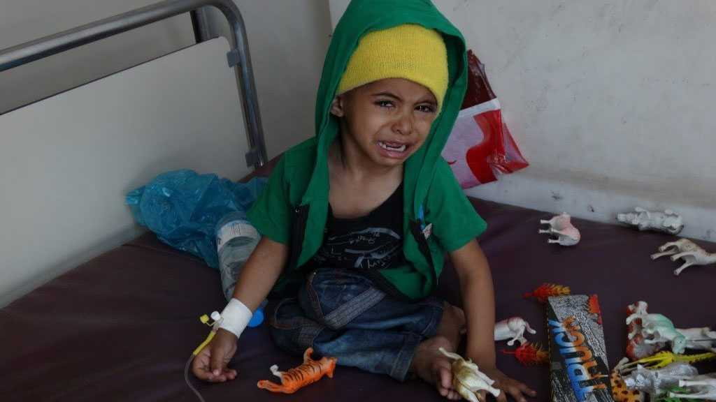 Number of Yemeni Children with Leukemia Increased from 300 to 700 in Sanaa