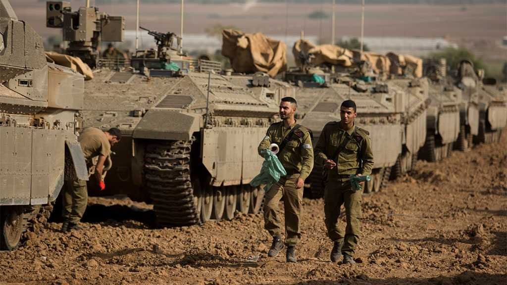 'Israeli' Soldiers Target Palestinian Farmers Southern Gaza