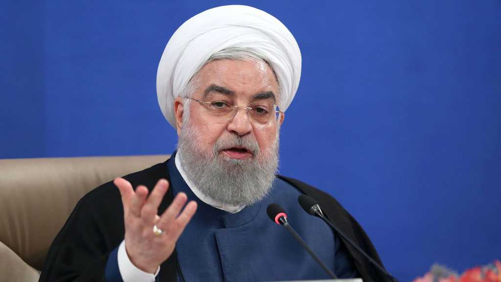 Rouhani: Recent Events in US Showed Western Democracy Failure