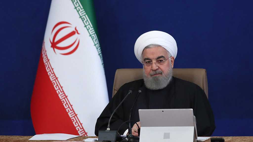 Rouhani: Foreign Companies Not Allowed To Test COVID-19 Vaccines on Iranians