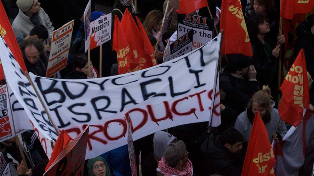 "BDS: Continue Boycott against ""Israel"""