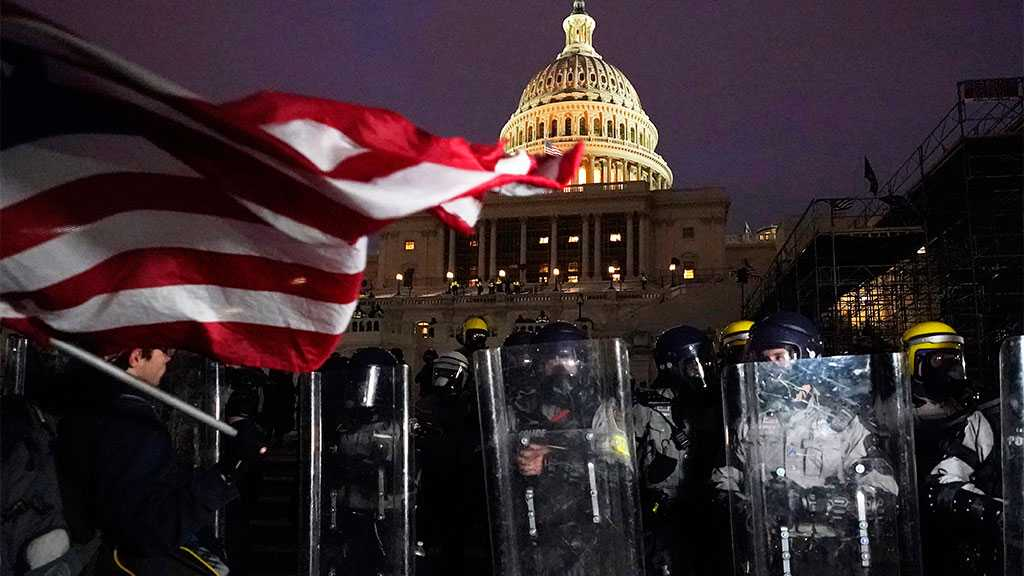 More Extremist Violence Expected in DC ahead of Inauguration Day