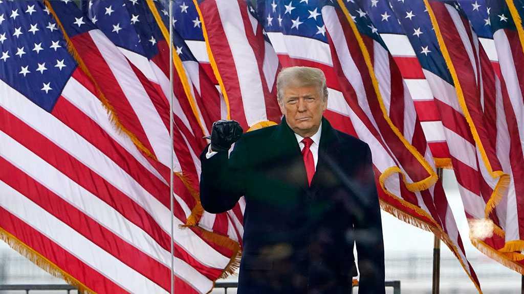 Fox News: Trump Admits Some Blame for Capitol Mayhem