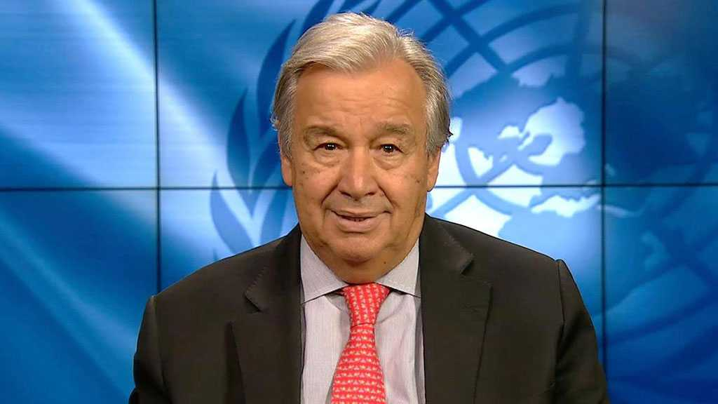 UN Chief Antonio Guterres Seeks a Second Term