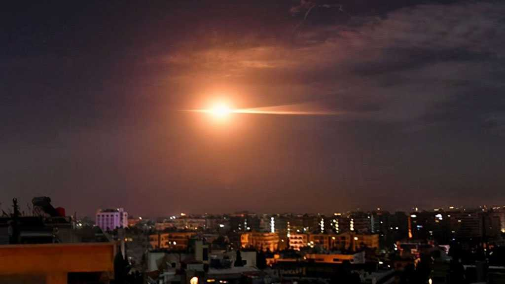 """Israel"" Launches Fresh Airstrikes on Syria's East"