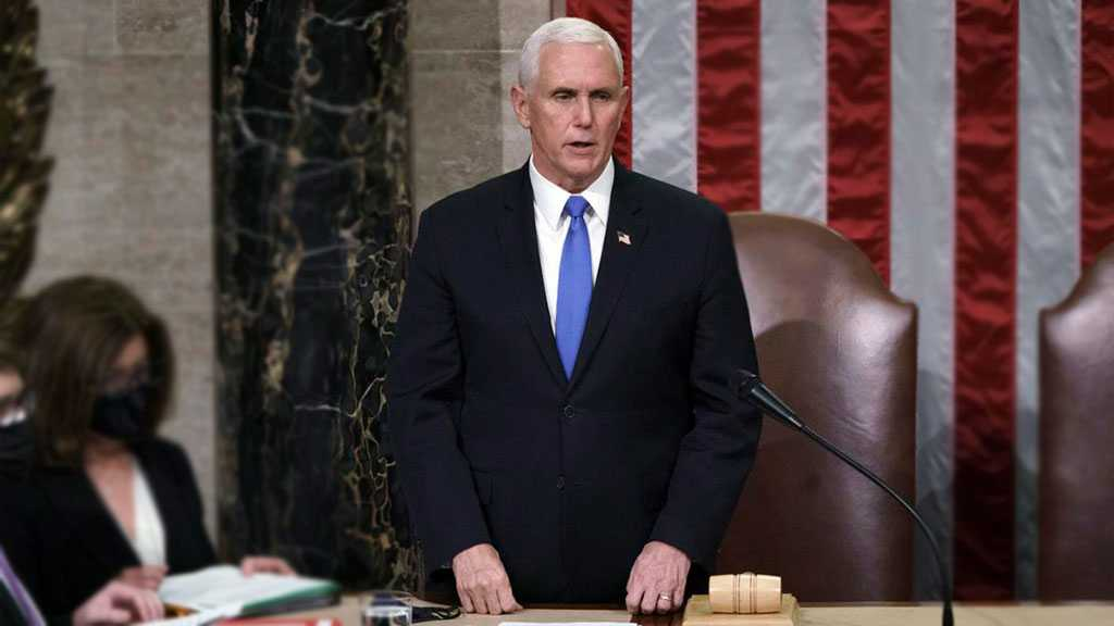 US House Urges Pence to Invoke 25th Amendment to Oust Trump