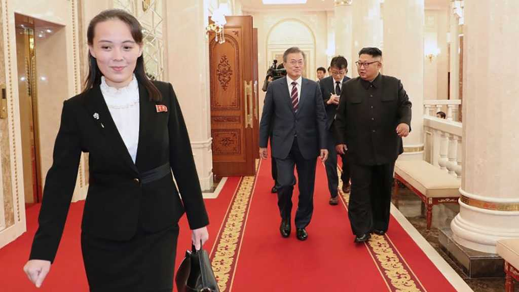 Kim Jong-un's Sister Dubs S Korea 'Idiot' Over Remarks on Pyongyang Military Parade