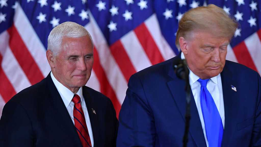 US VP Pence Rejects Invoking 25th Amendment to Oust Trump