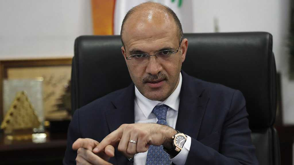 Lebanese Health Minister Hasan in Isolation after COVID-19 Scare