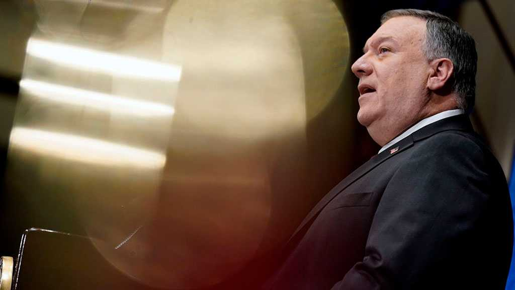 Pompeo Cancels Final Trip Abroad after European Leaders Refuse to Meet With Him