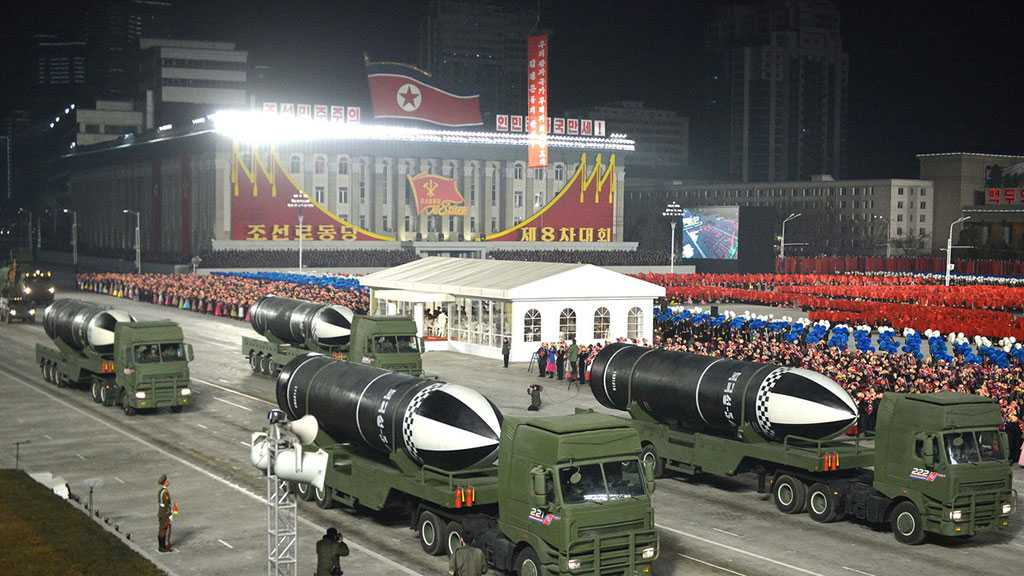 NKorea Unveils 'World's Most Powerful Weapon'