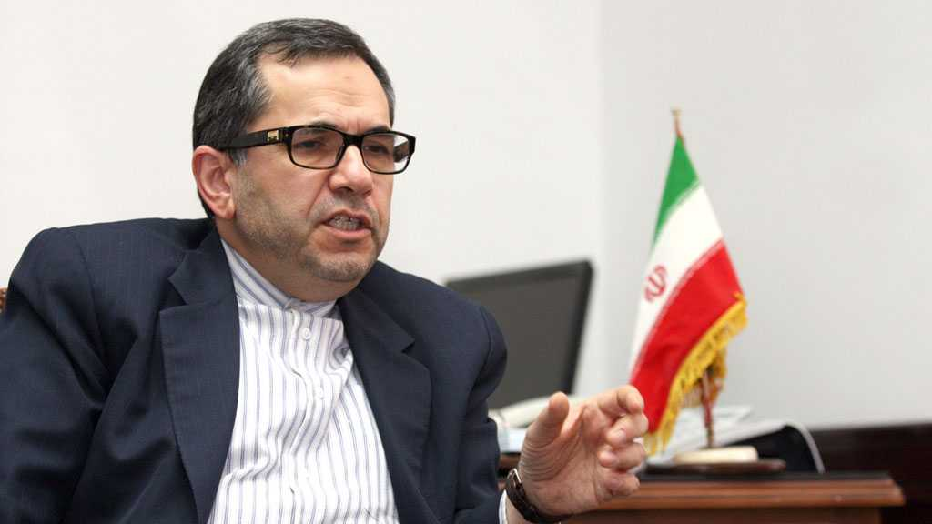US Must Stop Hostility, Recognize Iran As Regional Power - Envoy