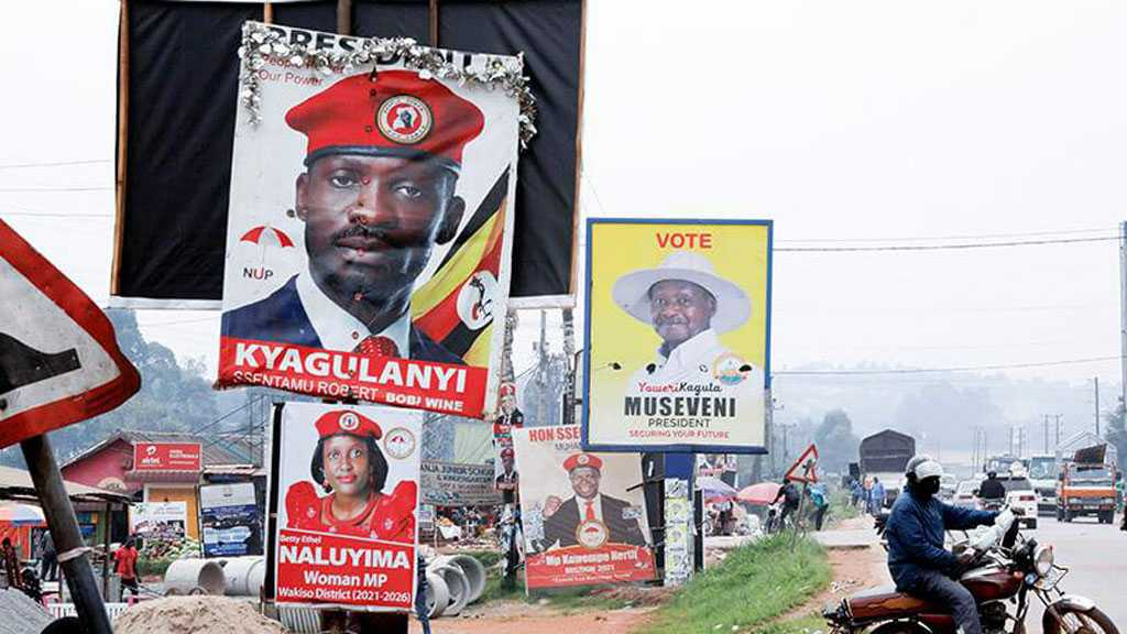 Uganda Accuses US of Trying to Undermine Presidential Elections