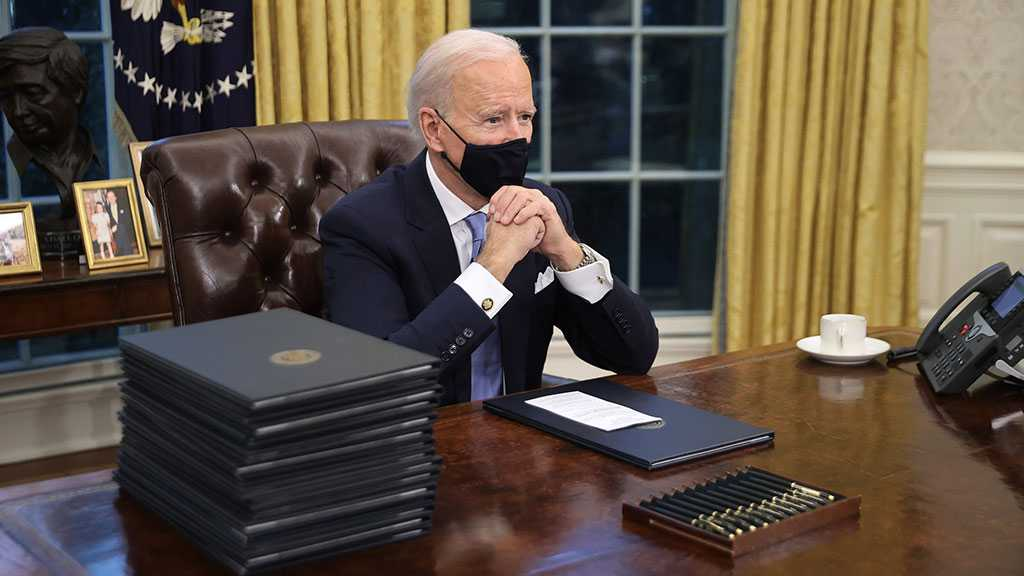 Biden Signs His First Executive Orders on Inauguration Day