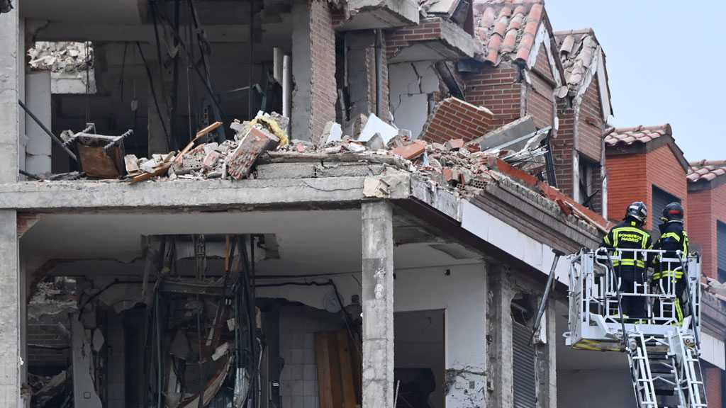Three Dead, Several Injured in Madrid Explosion