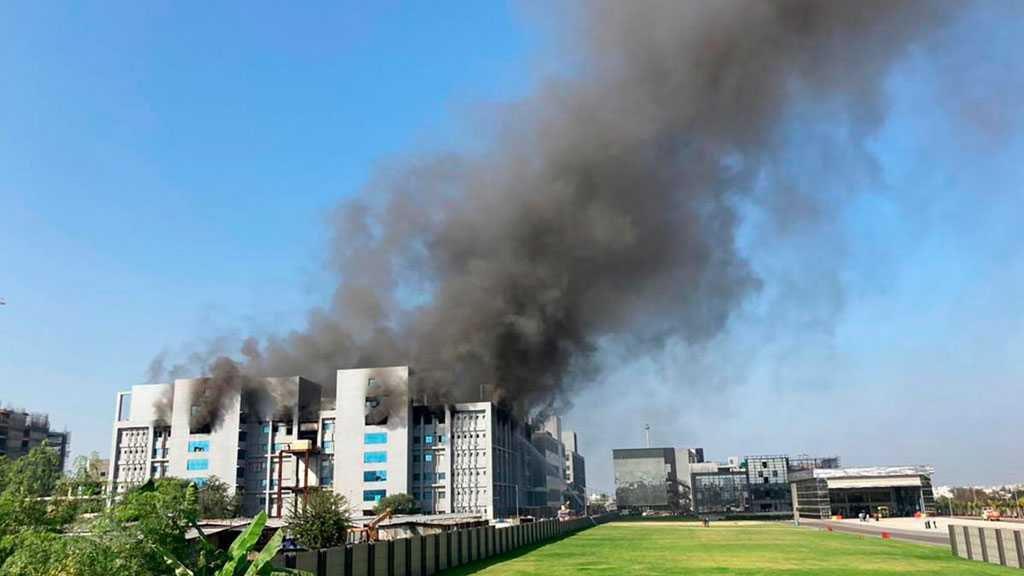 Fire Breaks Out at India Plant of World's Biggest Vaccine Maker