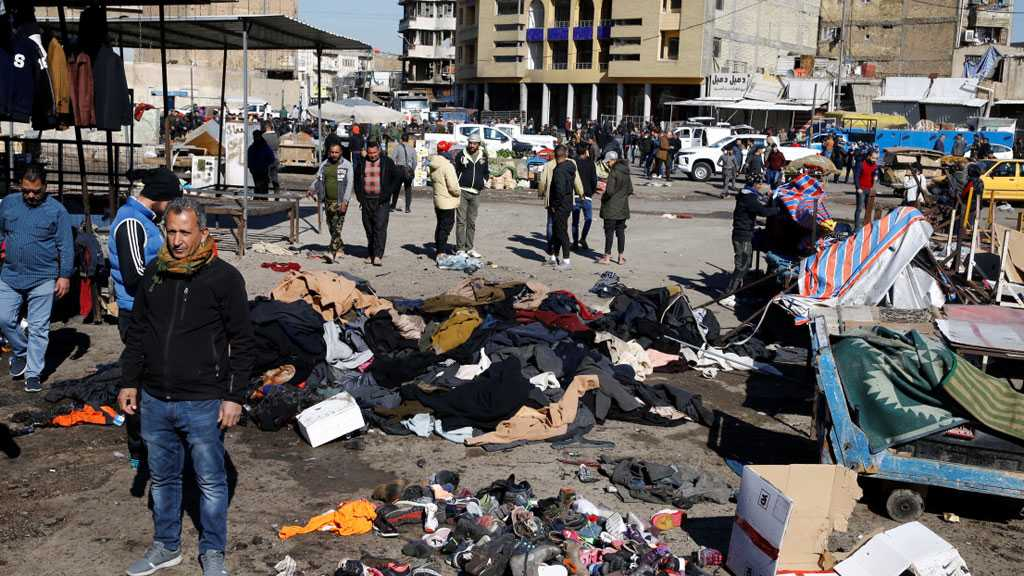 Central Baghdad Twin Blast Casualties Rise To 28, More Than 73 Wounded