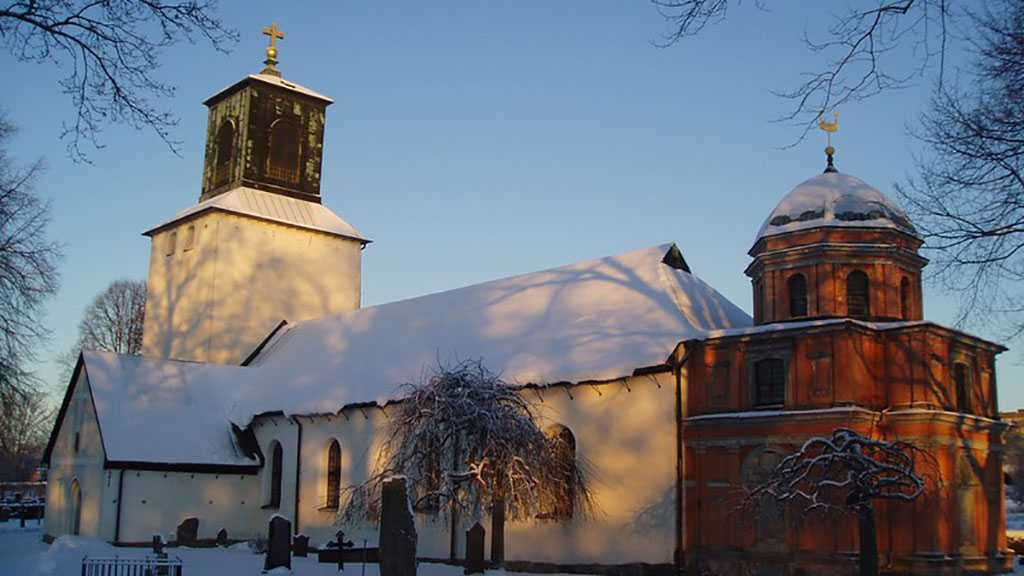 Sweden's Spanga Church Firebombed in Stockholm Suburb