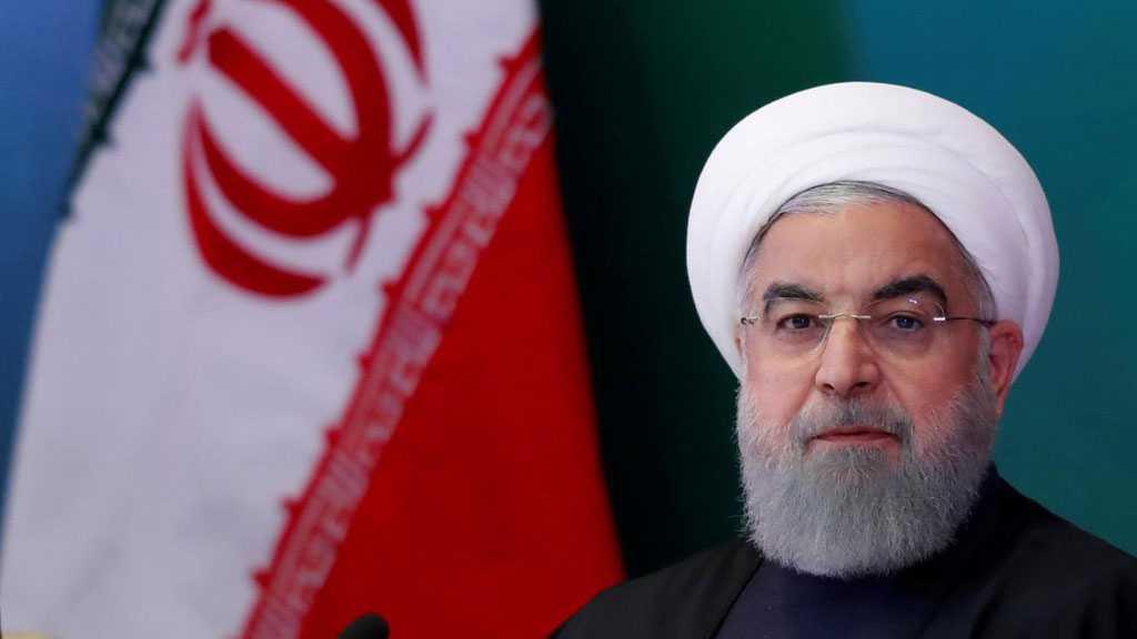 Rouhani: World Needs Iran's Oil