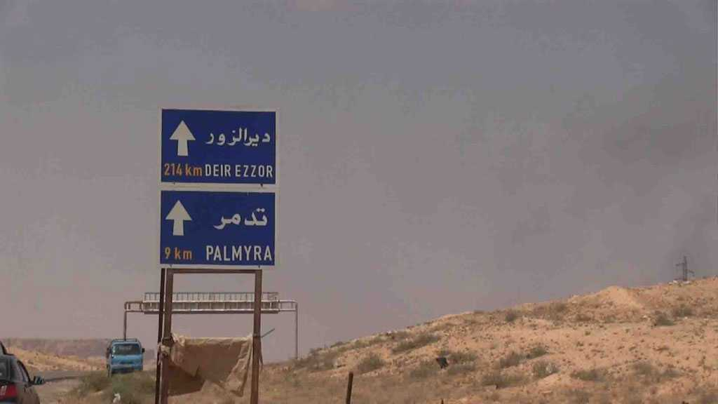 Terrorist Attack Targets Syrian Army Bus on Deir Ez-Zor-Palmyra Road, Casualties Reported