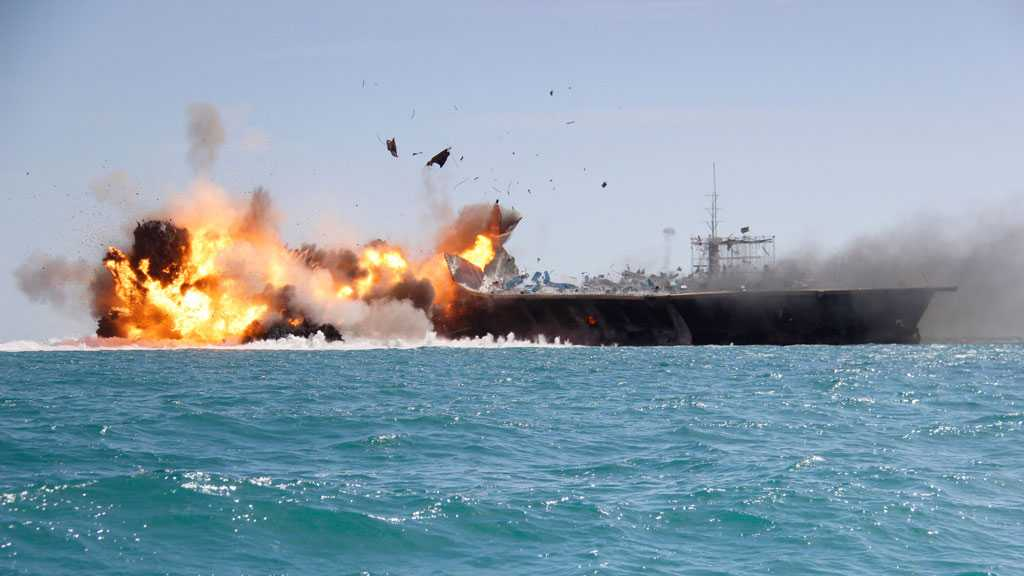 Iran Able to Destroy US Warships - IRG