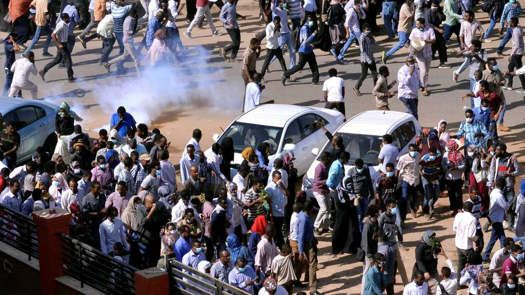Sudan Police Teargas Protesters Over Worsening Economy