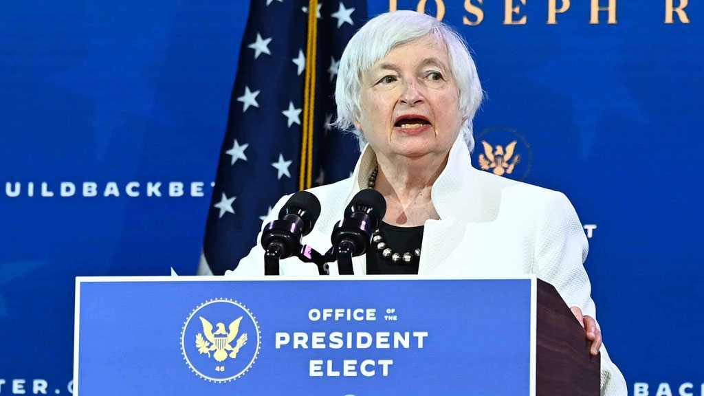 US Senate Confirms Janet Yellen as Next Treasury Secretary