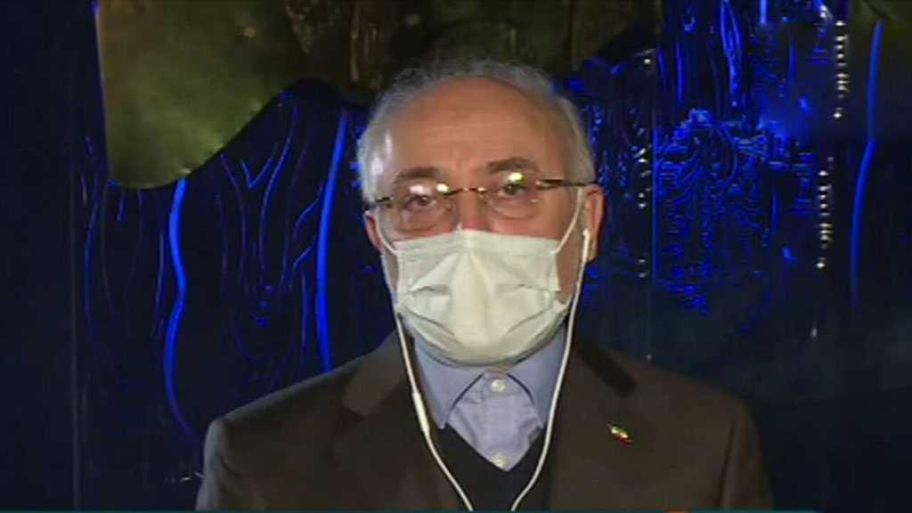 AEOI Chief Salehi: Iran Developing Quantum Technology