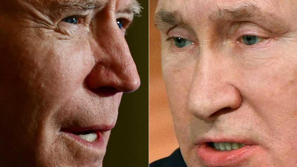 Biden, Putin Hold First Phone Talks