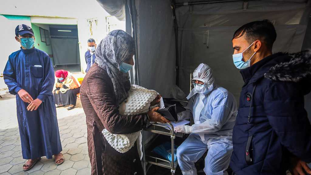 Palestinian Authority Slams 'Israeli' Deprivation of Palestinians from COVID-19 Vaccines