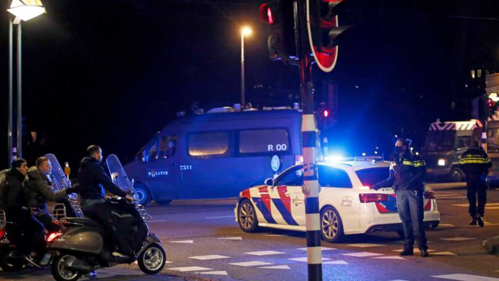 Dutch Police Detain 150+ in 3rd Night of Curfew Violence