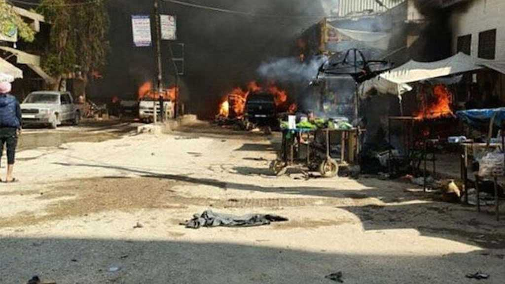 Casualties Reported After Car Bomb Explosion in Syria's Afrin