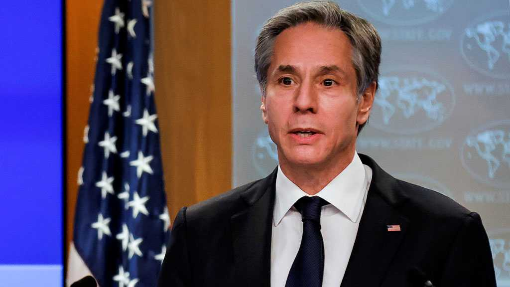 Iran 'Months Away' From Nuclear Weapon, Blinken Claims